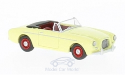 Modelcar - <strong>Volvo</strong> P1900 Sport, light yellow, 1956<br /><br />BoS-Models, 1:87<br />No. 216165
