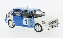 Modellauto - <strong>VW</strong> Rally Golf, Test Car, E.Weber, 1989<br /><br />Neo, 1:43<br />Nr. 216246