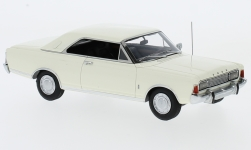 ModelCar - <strong>Ford</strong> Taunus P7b 17M Coupe, weiss, 1971<br /><br />Neo, 1:43<br />No. 216257