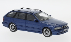 Modelcar - <strong>BMW</strong> 520 Touring  (E39), metallic-blue, 2002<br /><br />Neo, 1:43<br />No. 216261