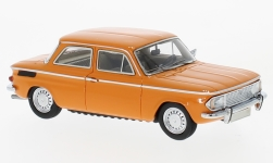 Modelcar - <strong>NSU</strong> 1200C, orange, 1969<br /><br />Neo, 1:43<br />No. 216265