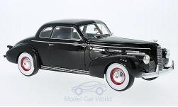 Modelcar - <strong>LaSalle</strong> series 50 Coupe, black, 1940<br /><br />BoS-Models, 1:18<br />No. 216483