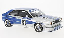 Modellauto - <strong>VW</strong> Scirocco I Gr. 2, No.81, Zender, DRM, 1978<br /><br />BoS-Models, 1:18<br />Nr. 217237
