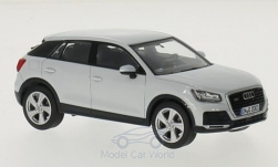 Modellauto - <strong>Audi</strong> Q2, weiss<br /><br />I-iScale, 1:43<br />Nr. 217251