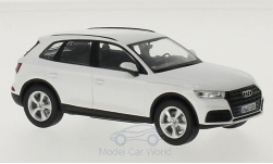 Modellauto - <strong>Audi</strong> Q5, weiss, 2016<br /><br />I-iScale, 1:43<br />Nr. 217253