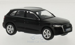 Modellauto - <strong>Audi</strong> Q5, schwarz, 2016<br /><br />I-iScale, 1:43<br />Nr. 217254