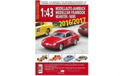 ModelCar - <strong>Buch</strong> Modellauto Jahrbuch 2016/2017, Seitenzahl: 312<br /><br />-<br />No. 217257