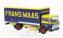 Modellauto - <strong>DAF</strong> 2600, Frans Maas (NL), 1965<br /><br />IXO, 1:43<br />Nr. 217332