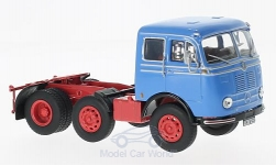 Modelcar - <strong>Mercedes</strong> LPS 333, blue, 1960<br /><br />IXO, 1:43<br />No. 217386