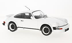 Modelo de coche - <strong>Porsche</strong> 911, blanco, simple Version, 1982<br /><br />IXO, 1:18<br />Nº 217389