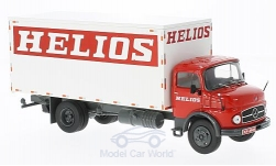 Modellauto - <strong>Mercedes</strong> L 1113, Helios, 1969<br /><br />IXO, 1:43<br />Nr. 217410
