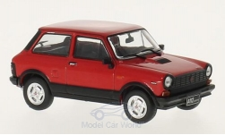 Modellauto - <strong>Autobianchi</strong> A112 Abarth, rot/schwarz, 1979<br /><br />GTI Collection, 1:43<br />Nr. 217467
