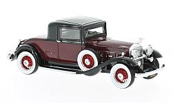 Modelcar - <strong>Packard</strong> 902 standard Eight Coupe, dark red/black, 1932<br /><br />Neo, 1:43<br />No. 217538