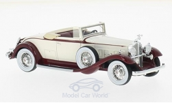 Modelcar - <strong>Packard</strong> 902 standard Eight Convertible, light beige/red, 1932<br /><br />Neo, 1:43<br />No. 217540
