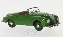 Modellauto - <strong>Gutbrod</strong> Superior Sport Roadster, grün, 1951<br /><br />AutoCult, 1:43<br />Nr. 217800