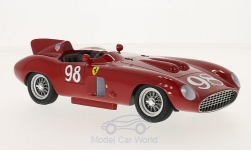 Modelcar - <strong>Ferrari</strong> 857S, red, No.98, Andy Warhol, without showcase, 1955<br /><br />CMF, 1:18<br />No. 217826