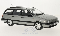 Modelcar - <strong>VW</strong> Passat (B3) Variant, metallic-grey, 1988<br /><br />KK-Scale, 1:18<br />No. 217829