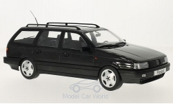 Modelcar - <strong>VW</strong> Passat (B3) Variant, black, 1988<br /><br />KK-Scale, 1:18<br />No. 217830