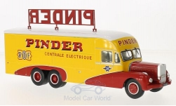 Modelcar - <strong>Bernard</strong> 28, Pinder, without showcase, 1951<br /><br />SpecialC.-87, 1:43<br />No. 217882