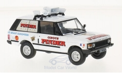 Modelcar - <strong>Land Rover</strong> Range Rover, Pinder, without showcase<br /><br />SpecialC.-87, 1:43<br />No. 217902