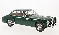 Modellauto - <strong>Delahaye</strong> 235 MS Coupe by Chapron, dunkelgrün, RHD, 1953<br /><br />BoS-Models, 1:18<br />Nr. 217982