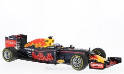 Modelcar - <strong>Red Bull</strong> day Heuer RB12, No.3, Red Bull Racing Formula One team, TAG Heuer, formula 1, GP Malaysia, D.Ricciardo, 2016<br /><br />Spark, 1:18<br />No. 218012