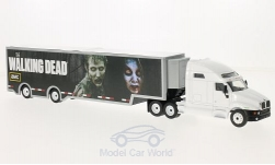 Modellauto - <strong>Kenworth</strong> T2000, The Walking Dead, Dead Hauler ohne Vitrine<br /><br />Greenlight, 1:64<br />Nr. 218133