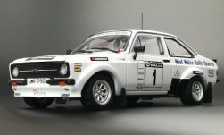 Modelcar - <strong>Ford</strong> Escort MkII RS1800, No.1, Viking Motor Sport, West Wales Rally Spares, RAC Rally, G.Evans/J.Millington, 2009<br /><br />Sun Star, 1:18<br />No. 218247