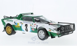 Modellauto - <strong>Lancia</strong> Stratos HF Rally, No.3, Rallye WM, Safari Rallye, S.Munari/L.Drews, 1975<br /><br />Sun Star, 1:18<br />Nr. 218254