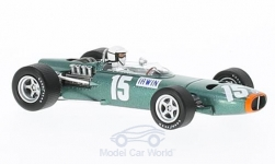 Modellauto - <strong>BRM</strong> P261, No.15, Formel 1, GP Groot-Brittanni�, C.Irwin, 1967<br /><br />Spark, 1:43<br />Nr. 218339