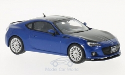 Modellauto - <strong>Subaru</strong> BRZ STI, metallic-blau/carbon, RHD, Tokyo Autosalon, 2012<br /><br />Triple 9 Collection, 1:43<br />Nr. 218355
