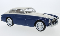 Modelcar - <strong>Cunningham</strong> C-3 Coupe by Vignale, dark blue/white, 1952<br /><br />CMF, 1:18<br />No. 219211