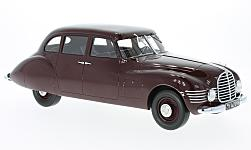 Modelcar - <strong>Horch</strong> 930 S Stromlinienlimousine, dark red, 1948<br /><br />CMF, 1:18<br />No. 219212