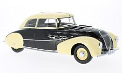 Modelcar - <strong>Maybach</strong> SW35 streamliner Spohn, black/beige, 1935<br /><br />CMF, 1:18<br />No. 219213