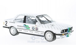 Modelcar - <strong>BMW</strong> 325i, No.2, Vogelsang Automobile, DTM, ADAC eifel race, O.Manthey, 1986<br /><br />Minichamps, 1:18<br />No. 219507