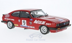 voiture miniature - <strong>Ford</strong> Capri 3.0, RHD, No.9, Gordon Spice Groupe, BSCC, Brands Hatch, G.Spice, 1978<br /><br />Minichamps, 1:18<br />N° 219529