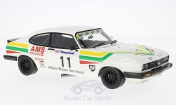 voiture miniature - <strong>Ford</strong> Capri 3.0, No.11, Allam Moteur Services RAC., BSCC, Silverstone, J.Allam, 1979<br /><br />Minichamps, 1:18<br />N° 219530