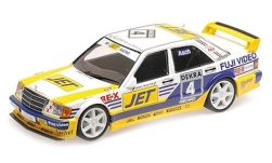 Modellauto - <strong>Mercedes</strong> 190E 2.5-16 Evo 1 (W201), No.4, Team MS-JET, Jet, DTM, R.Asch, 1989<br /><br />Minichamps, 1:18<br />Nr. 219538