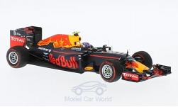 Modelcar - <strong>Red Bull</strong> TAG Heuer RB12, No.33, Red Bull Racing Formula One team, Red Bull, formula 1, GP Germany, M.Verstappen, 2016<br /><br />Minichamps, 1:43<br />No. 219606