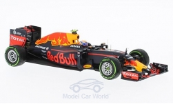 Modelcar - <strong>Red Bull</strong> Racing TAG Heuer RB12, No.33, Red Bull Racing, formula 1, GP Brasil, M.Verstappen, 2016<br /><br />Minichamps, 1:43<br />No. 219607