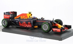 Modellauto - <strong>Red Bull</strong> TAG Heuer RB12, No.33, Red Bull Racing Formula One Team, Formel 1, GP Brasilien, M.Verstappen, 2016<br /><br />Minichamps, 1:18<br />Nr. 219608