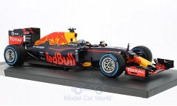 Modellauto - <strong>Red Bull</strong> TAG Heuer RB12, No.3, Red Bull Racing Formula One Team, Formel 1, GP Brasilien, D.Ricciardo, 2016<br /><br />Minichamps, 1:18<br />Nr. 219611