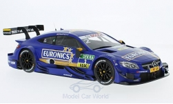 voiture miniature - <strong>Mercedes</strong> AMG C63 DTM, No.2, DTM, G.Paffett, 2016<br /><br />I-AutoCult, 1:18<br />N° 219621