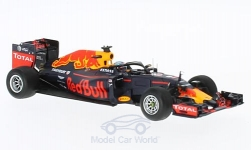 Modellauto - <strong>Red Bull</strong> TAG Heuer RB12, No.3, Red Bull Racing Formula One Team, Red Bull, Test, GP Belgien, D.Ricciardo, 2016<br /><br />Minichamps, 1:43<br />Nr. 219626