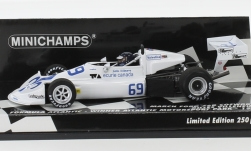 Modellauto - <strong>March</strong> Ford 76B Cosworth, No.69, Ecurie Canada, Formel Atlantic, Atlantic Motorsport Park, G.Villeneuve, 1976<br /><br />Minichamps, 1:43<br />Nr. 219646