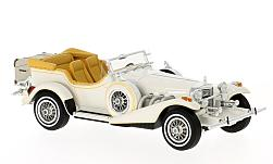 Modelcar - <strong>Excalibur </strong> series III Phaeton, white, 1977<br /><br />Neo, 1:43<br />No. 219681