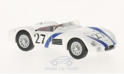 ModelCar - <strong>Maserati</strong> 200 SI, No.27, 12h Sebring, L.Reventlow/B.Pollack, ohne Vitrine, 1957<br /><br />SpecialC.-89, 1:43<br />No. 220003