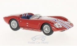 ModelCar - <strong>Maserati</strong> Tipo 61, No.9, Birdcage-Drogo, GT Trophy, L.Casner, ohne Vitrine, 1963<br /><br />SpecialC.-89, 1:43<br />No. 220009