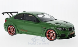 Modelcar - <strong>BMW</strong> AC Schnitzer  ACL2, green, with red wheel rim, without showcase<br /><br />GT Spirit, 1:18<br />No. 220149