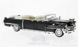 Modellauto - <strong>Cadillac</strong> Presidential Parade Car, schwarz, 1956<br /><br />Lucky Die Cast, 1:24<br />Nr. 220220